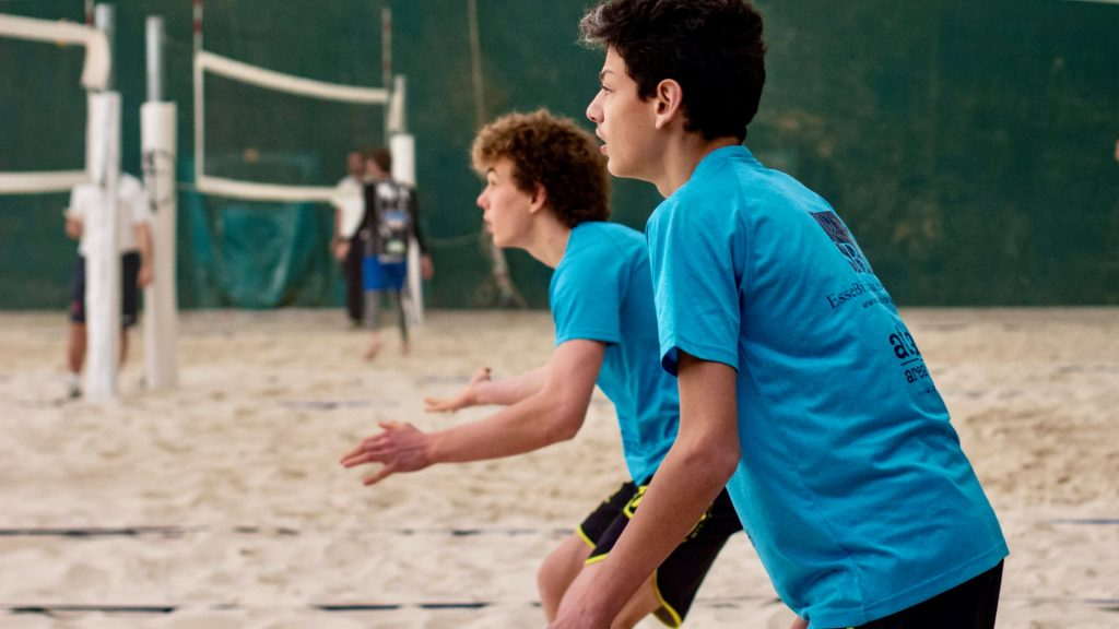Corsi Under per giovani beacher